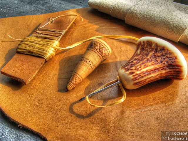 Шило-игла за кожа