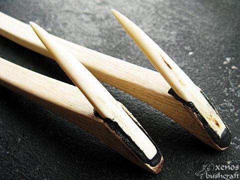 Първи лайстър - Залепените шипове на рамената