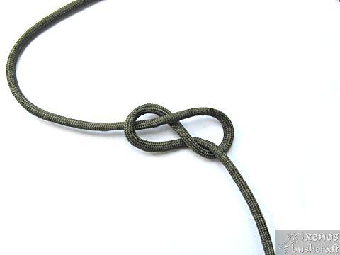 Осморка - Върху единично въже