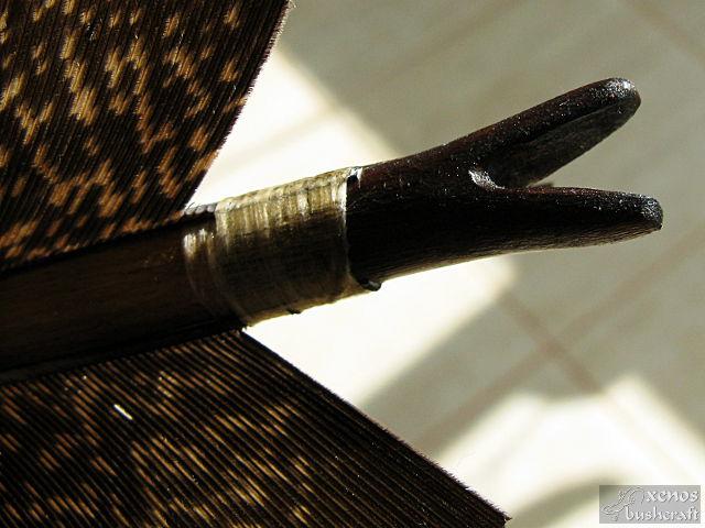 Индианска стрела No.4 - Нок