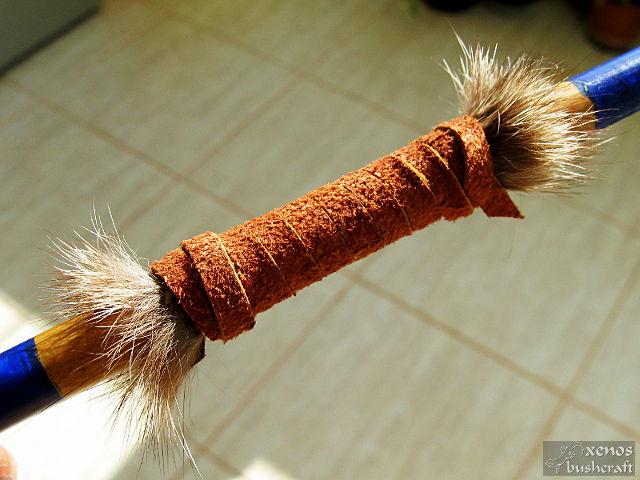 Индианска стрела No.4 - Заешка козина
