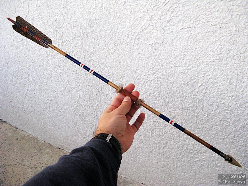 Индианска стрела v3 - Цялостен вид