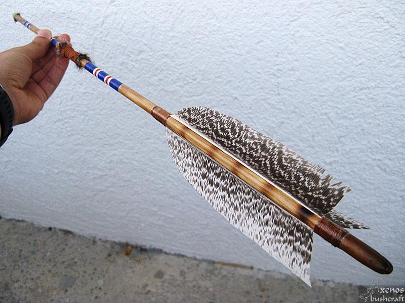 Още една индианска стрела...