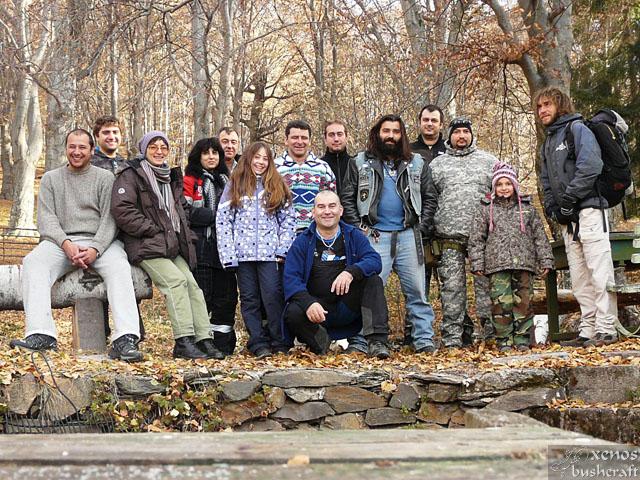 Хижа Чавдар, Буново - 26-27.11.2011 - снимка 11/19