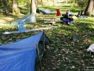Среща на Басарбово - 22-24.10.2010 - Лагерът