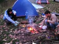 Среща на Басарбово - 22-24.10.2010 - Готвенето продължава