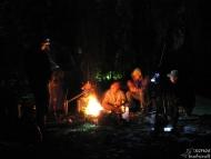 Среща на Басарбово - 22-24.10.2010 - Около огъня