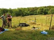 Лагер-сбор - Шуменско плато - 24-26.09.2010 - Подслона