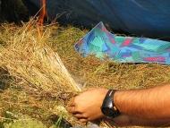 Лагер-сбор - Шуменско плато - 24-26.09.2010 - Първият пламък