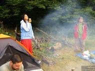 Лагер-сбор - Шуменско плато - 24-26.09.2010 - Наслада