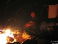 Лагер-сбор - Шуменско плато - 24-26.09.2010 - Около огъня