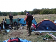 Лагер-сбор - Шуменско плато - 24-26.09.2010 - Хладничко