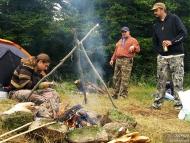 Лагер-сбор - Шуменско плато - 24-26.09.2010