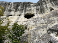 Лагер-сбор - Шуменско плато - 24-26.09.2010 - Скален манастир