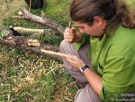 Лагер-сбор - Шуменско плато - 24-26.09.2010 - Дървени лъжици