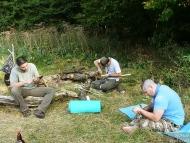 Лагер-сбор - Шуменско плато - 24-26.09.2010 - Дялкане