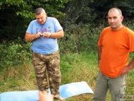 Лагер-сбор - Шуменско плато - 24-26.09.2010 - Мишо и Владо