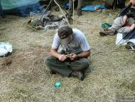 Лагер-сбор - Шуменско плато - 24-26.09.2010 - Майсторене