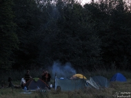 Лагер-сбор - Шуменско плато - 24-26.09.2010 - Втората вечер