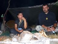 Лагер-сбор - Шуменско плато - 24-26.09.2010 - Жоро и Жужа