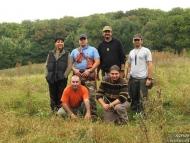 Лагер-сбор - Шуменско плато - 24-26.09.2010 - Обща снимка