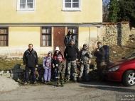 Хижа Чавдар, Буново - 26-27.11.2011 - снимка 1/19