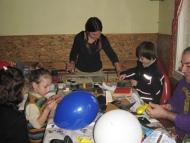 Среща на Кръстец - 22-23.01.2011 - Детският кът