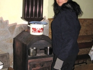 Среща на Кръстец - 22-23.01.2011 - Жу до печката