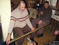 Среща на Кръстец - 22-23.01.2011 - Изработка на примитивен лък
