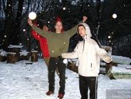 Среща на Кръстец - 22-23.01.2011 - Млади скаути :)
