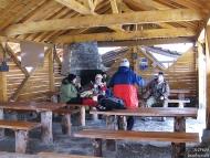 Среща на Кръстец - 22-23.01.2011 - Почивка