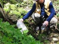Среща на Мадарското плато - 16-17.04.2011 - Вода!
