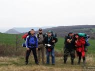 Среща на Мадарското плато - 16-17.04.2011 - Ориентир - Могилата