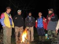 Среща на Мадарското плато - 16-17.04.2011 - Край огъня