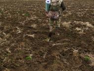 Среща на Мадарското плато - 16-17.04.2011 - През угарта...