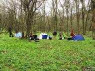 Среща на Мадарското плато - 16-17.04.2011 - Лагера