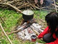 Среща на Мадарското плато - 16-17.04.2011 - Чай