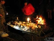 Среща на Мадарското плато - 16-17.04.2011 - Римски свещи