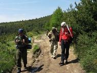 Среща на Осогово - 04-06.06.2011 - Изкачване