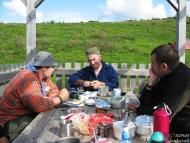 Среща на Осогово - 04-06.06.2011 - Следобедна закуска