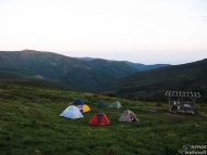 Среща на Осогово - 04-06.06.2011 - Лагера