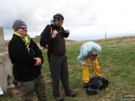 Среща на Осогово - 04-06.06.2011 -  На върха