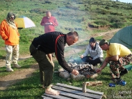 Среща на Осогово - 04-06.06.2011 - Около огъня