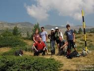 Среща на Пирин - 04-06.09.2011 - Втората група