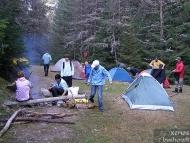 Среща на Пирин - 04-06.09.2011 - В лагера