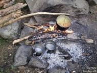 Среща на Пирин - 04-06.09.2011 - Кухня