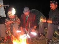 Среща на Пирин - 04-06.09.2011 - Край огъня