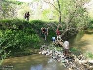 Русенски Лом - 28-30.04.2012 - Пресичане на реката