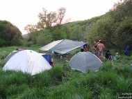 Русенски Лом - 28-30.04.2012 - Лагера