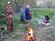 Русенски Лом - 28-30.04.2012 - Вечер